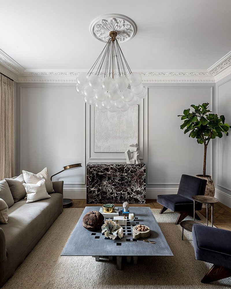 Sophisticated Modern Design Of Luxury Enlgish Townhouse In Notting Hill Photos Ideas Design In 2021 Furniture Furniture Collection Living Room Lounge Living room or lounge