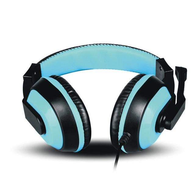 Noise Canceling Surround Sound Wired Headphones with Microphone for ...
