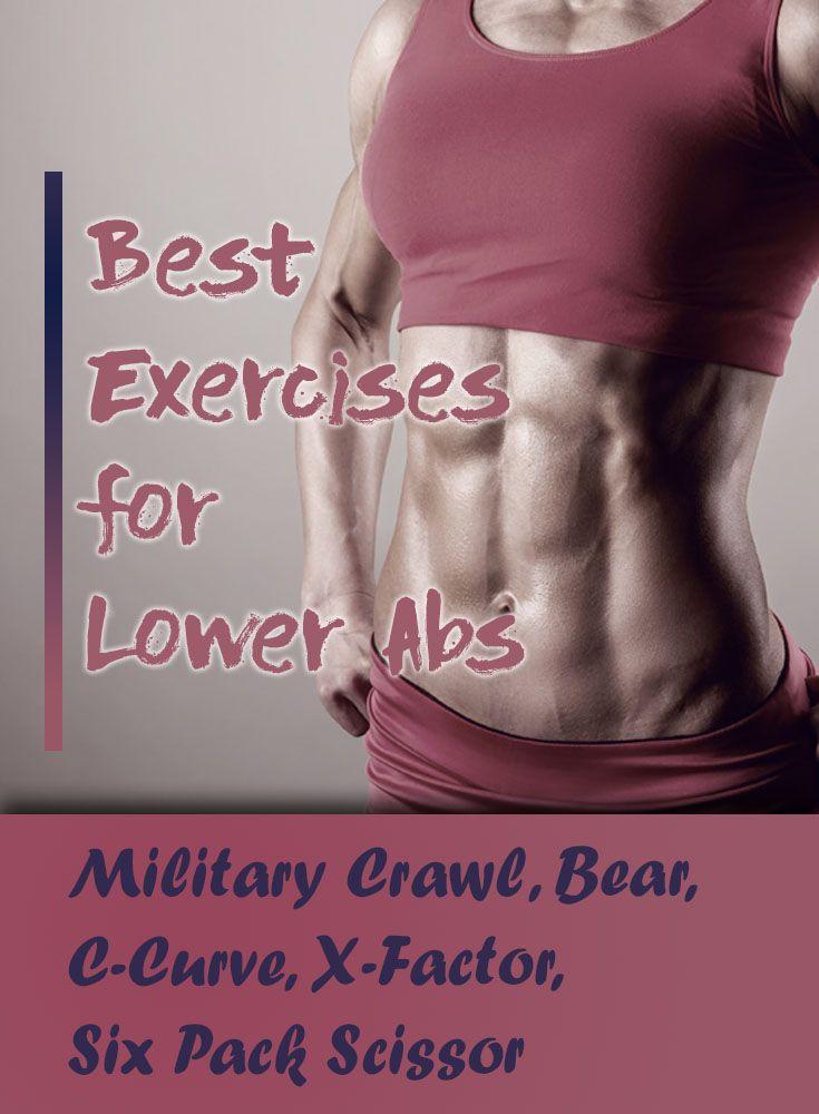 Best Exercises for Lower Abs | Abdomen, Anatomía y Deporte