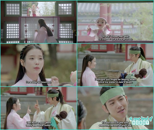 10 Th Prince Puppet Show For Hae Sow In Goryeo