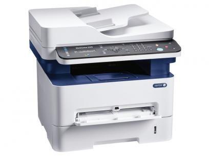 Multifuncional Xerox Cognac Workcentre 3225 Monocromatica Laser