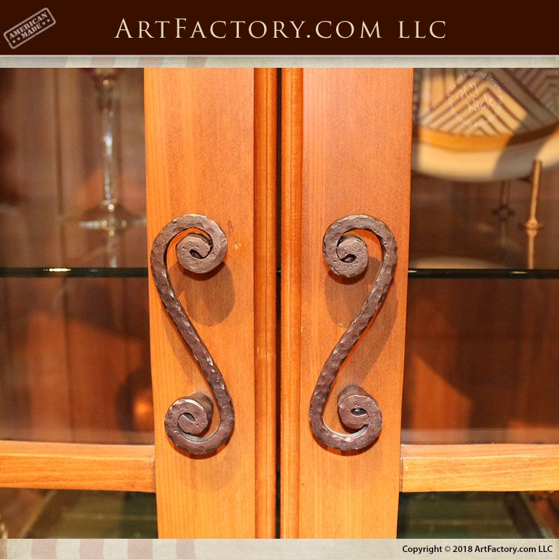 French Style Drawer Handles