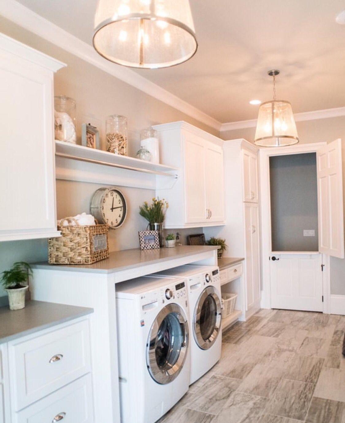 Laundry Room My Home Ideas Pinterest Lavar Casas Y Interiores