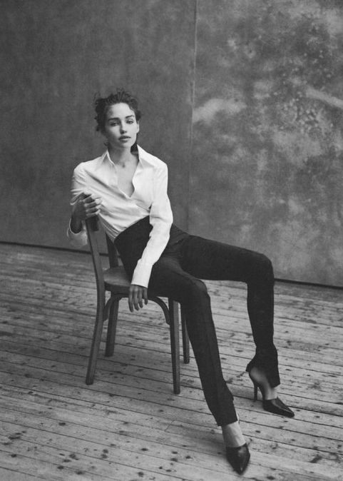 Peter Lindbergh for Vogue Italia, 1997