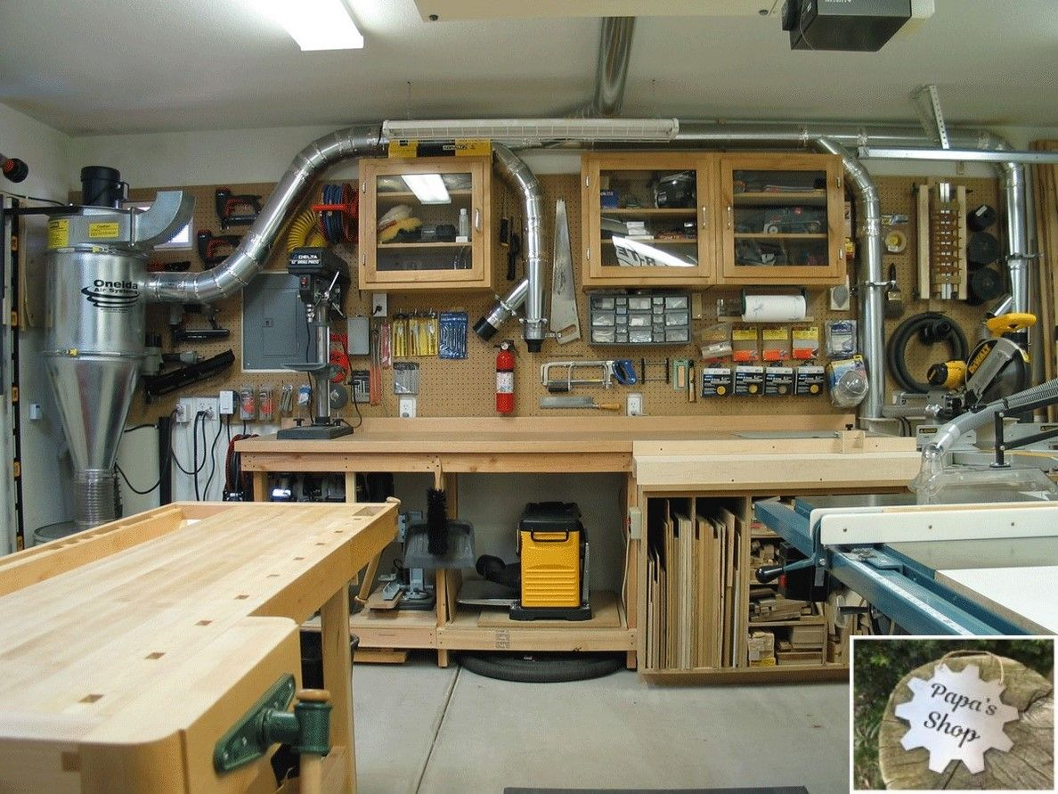 How To Create Your Own Garage Workshop Garage Workshop