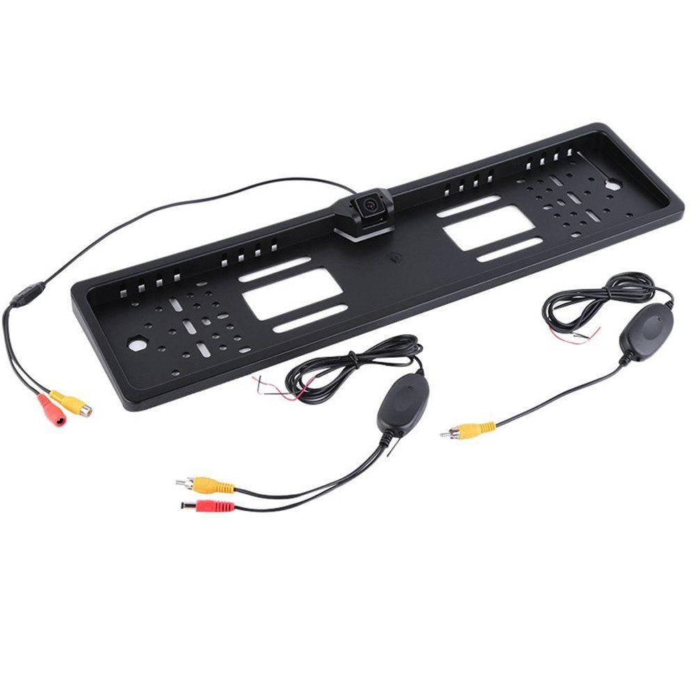Auto Backup Camera Wireless - WIRE Center •