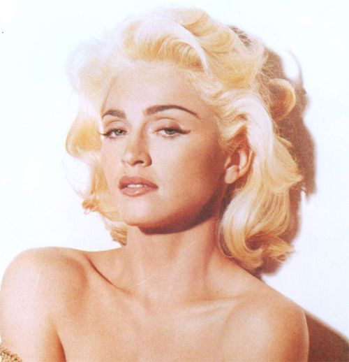 """Image result for madonna looking like marilyn monroe"""""""