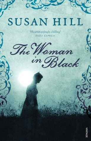 Image result for woman in black book cover