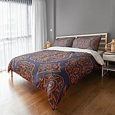 image of Boho Duvet Cover