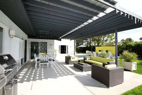 This home is fun, stylish and epitomizes the causal, yet glamorous Palm Springs lifestyle #California
