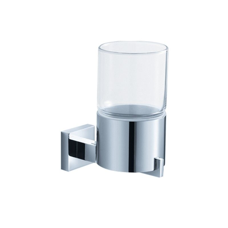 Chrome Tumbler Holder  Glorioso Httpswwwstudio9Furniture Beauteous Chrome Bathroom Accessories Decorating Design