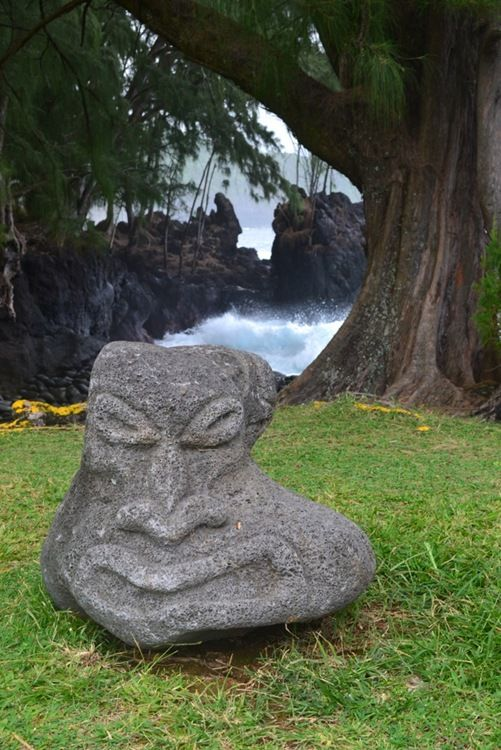 Awesome head! (and great pics of hawaii!)