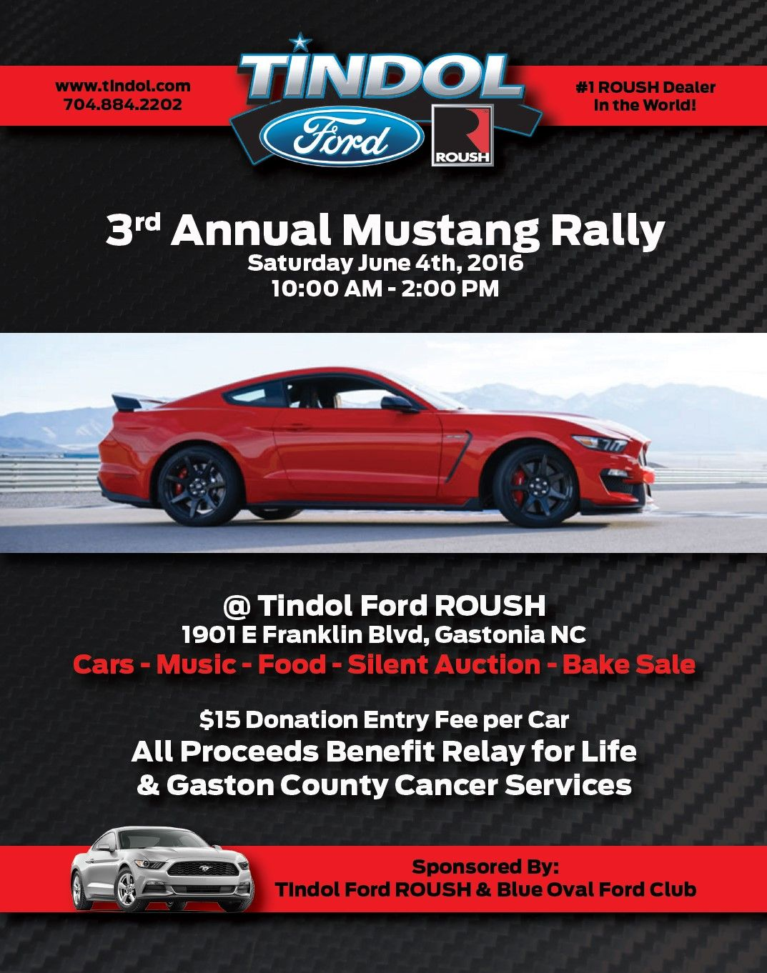 Check out all of Tindol Ford Subaru ROUSH's events at http