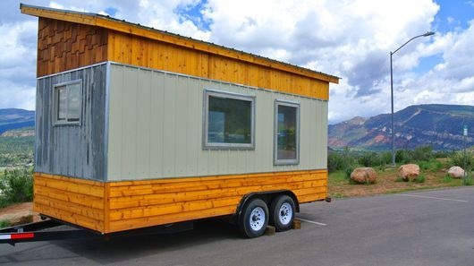 The Front Range Tiny House, By Colorado-based Rocky