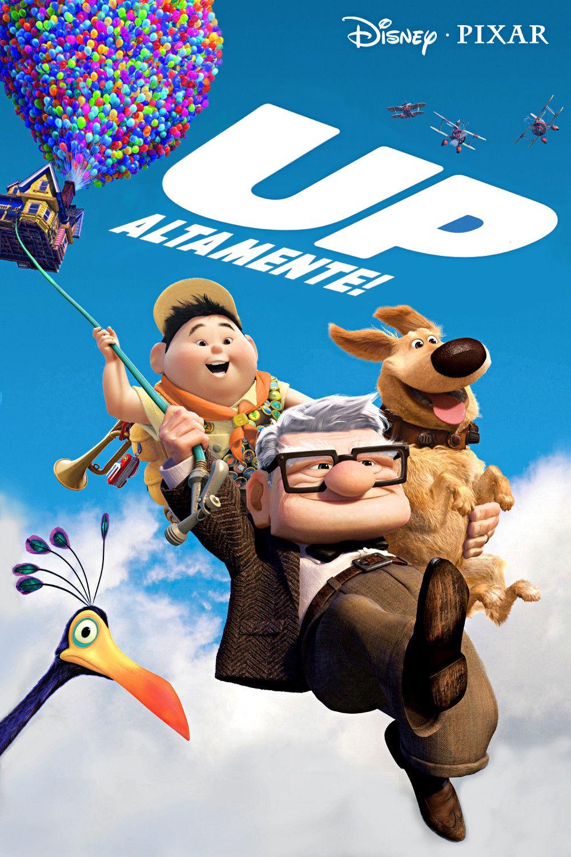Up Altas Aventuras Filmes Da Disney Filmes Infantis Capas De Filmes