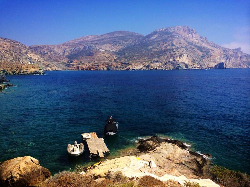 Folegandros Greece, Agios Nikolaus