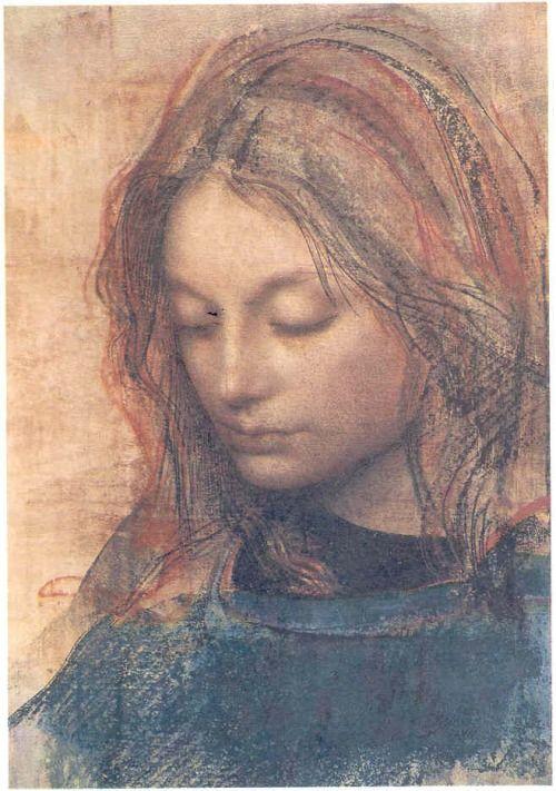 Pietro Annigoni (1910-1988) - Cristina II, 1986