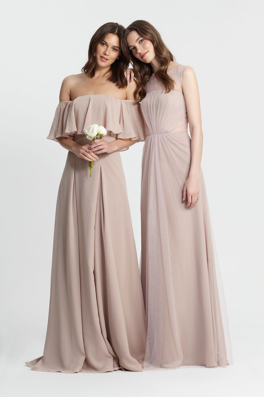 Monique lhuillier spring 2017 bridesmaids style 450384 rose monique lhuillier spring 2017 bridesmaids style 450384 rose 450375 shell ombrellifo Images