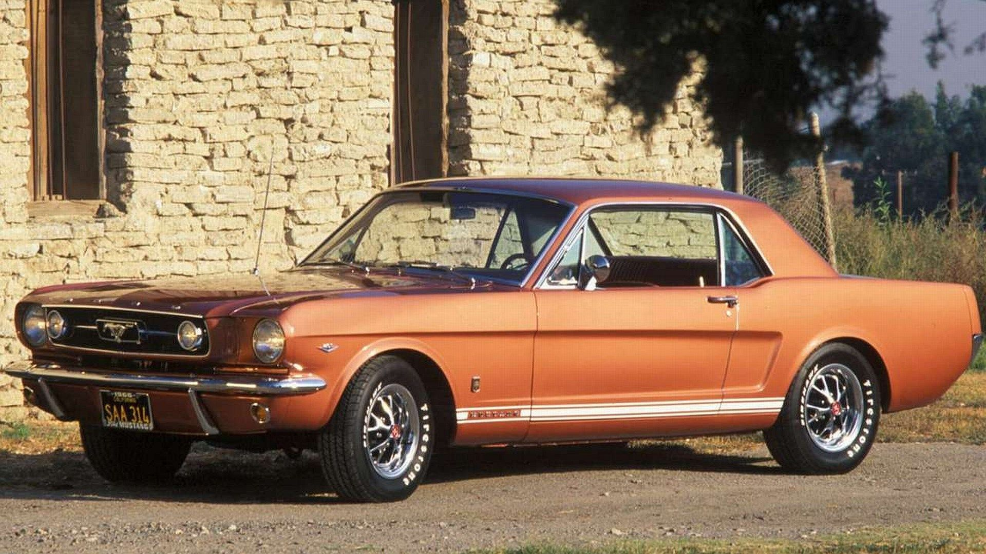 Widescreen Backgrounds Ford Ford Mustang Coupe Ford Mustang 1966 Ford Mustang
