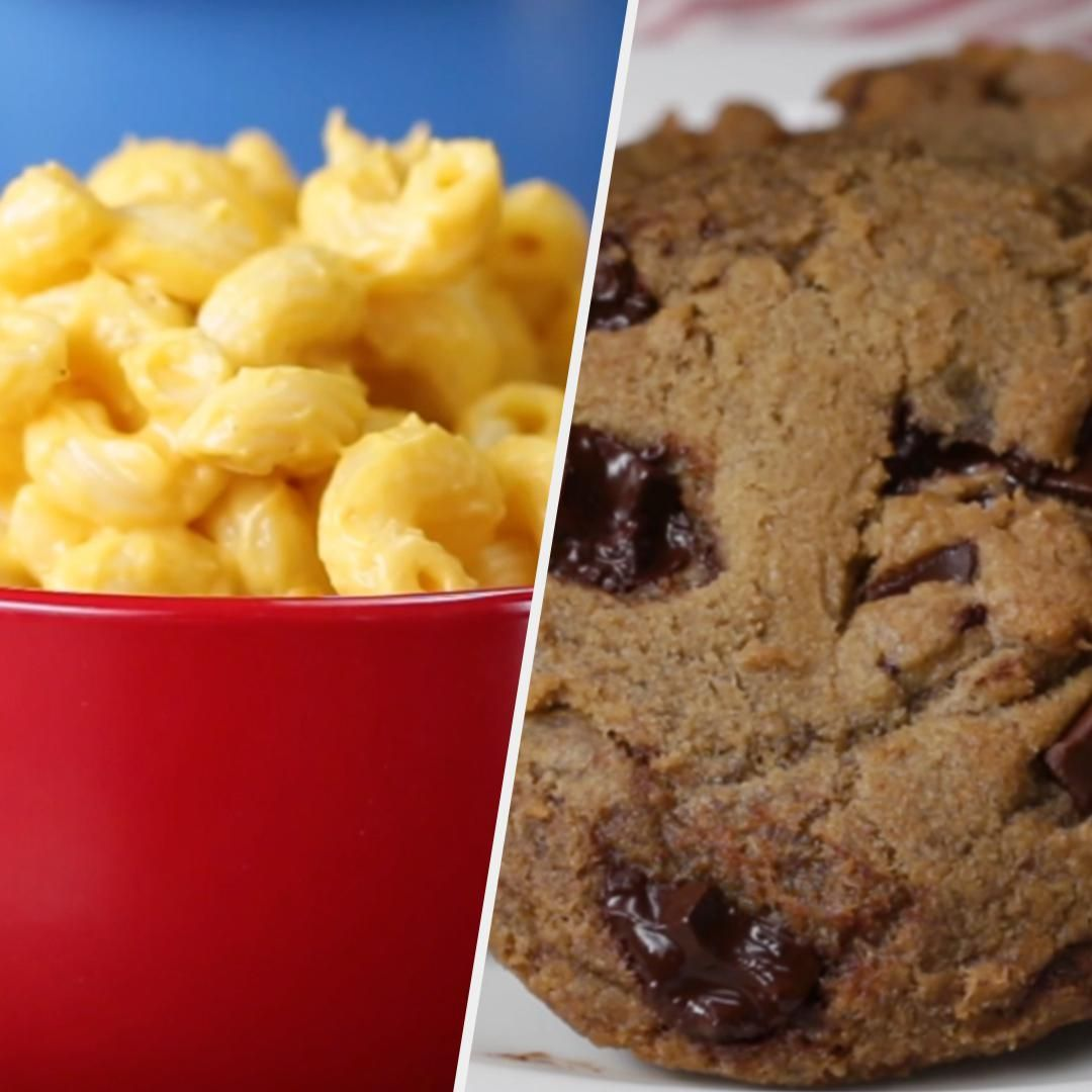 8 Vegan versions of your favorite snacks from Tasty since