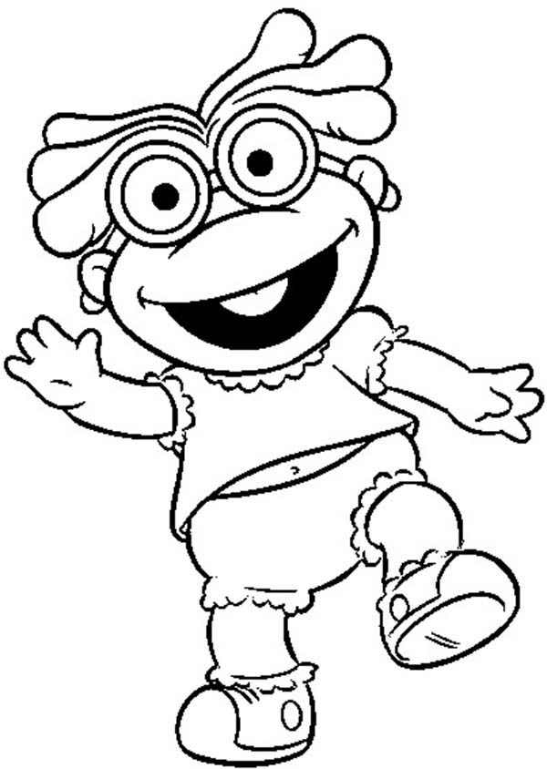 Famous Muppet Babies Coloring Pages : Bulk Color in 2020 ...