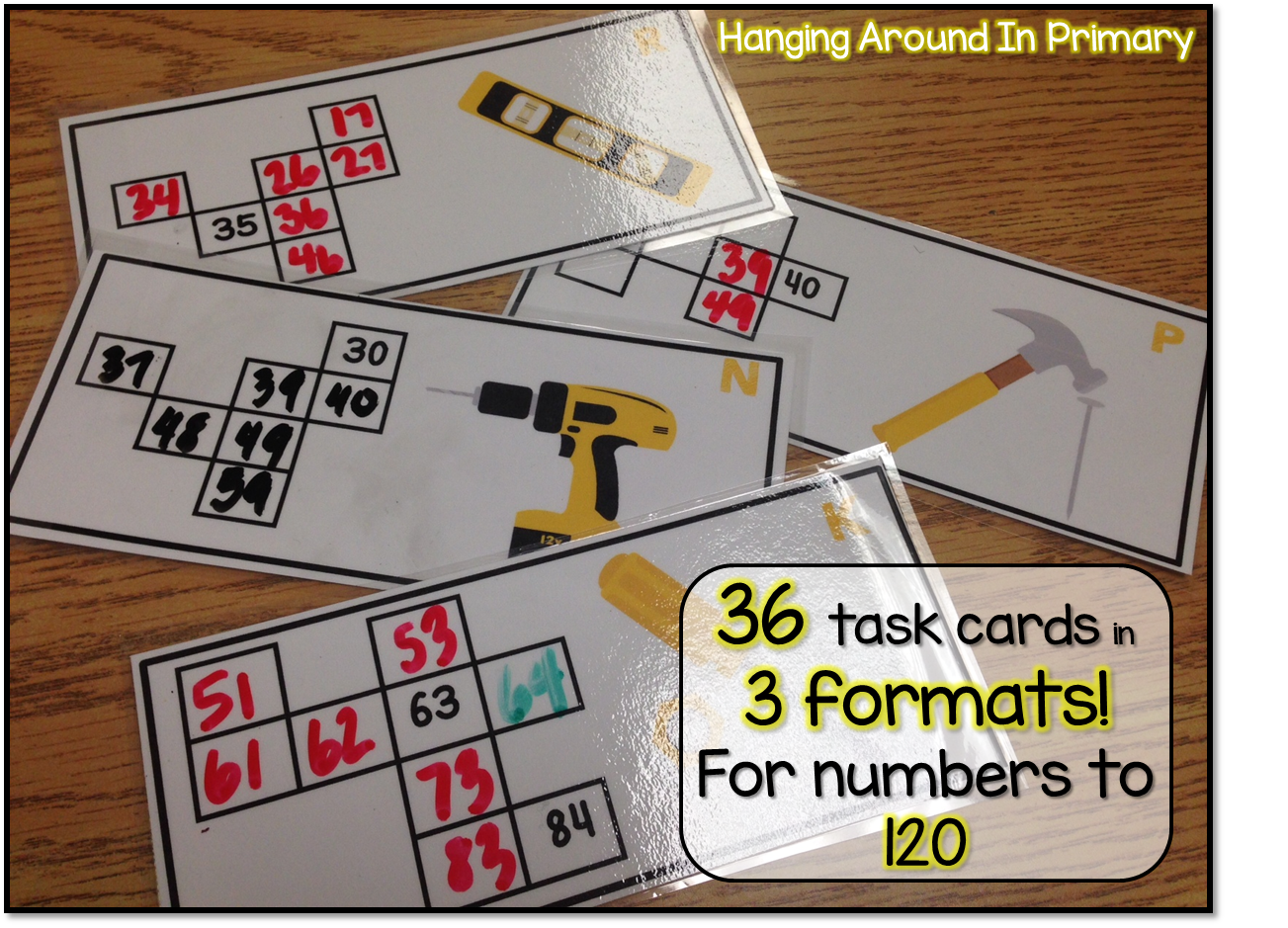 120 Chart 100 Chart Activities And Worksheets