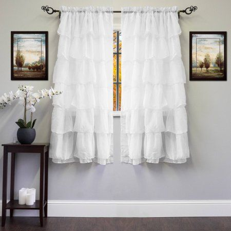 Home Sweet Home Collection Panel Curtains Curtains