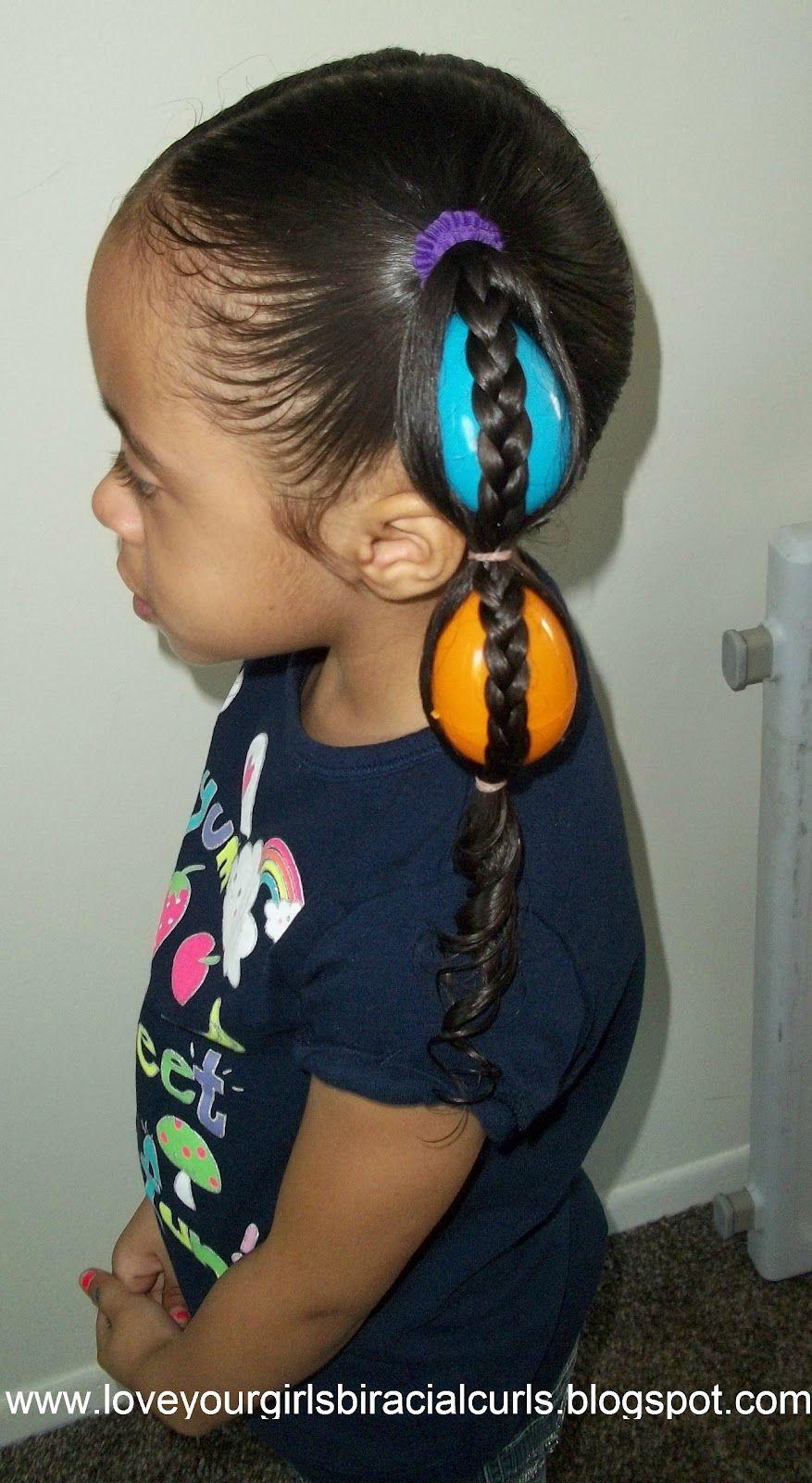 Astounding Mixed Girl Hairstyles Mixed Girls And Girl Hairstyles On Pinterest Hairstyle Inspiration Daily Dogsangcom