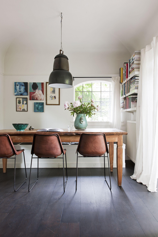 Binnenkijker Atelierwoning in Laren   vtwonen   leuk   Pinterest ...