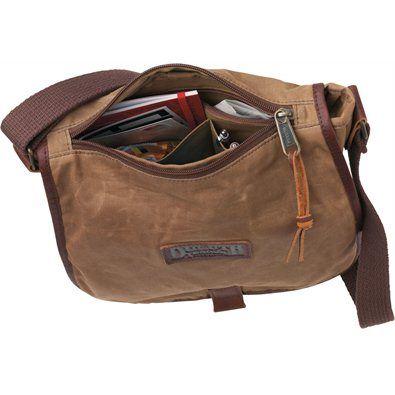 Oil Cloth Sling Bag - Duluth Trading Company 3e7266c91bfb