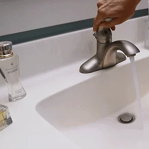 The Most Effective Way To Clean A Bathroom Drain Bathroom Sink Drain Smelly Bathroom Drain Smelly Sink