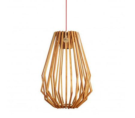 Replica Tall Wooden Co Pendant Light Lighting Lamps