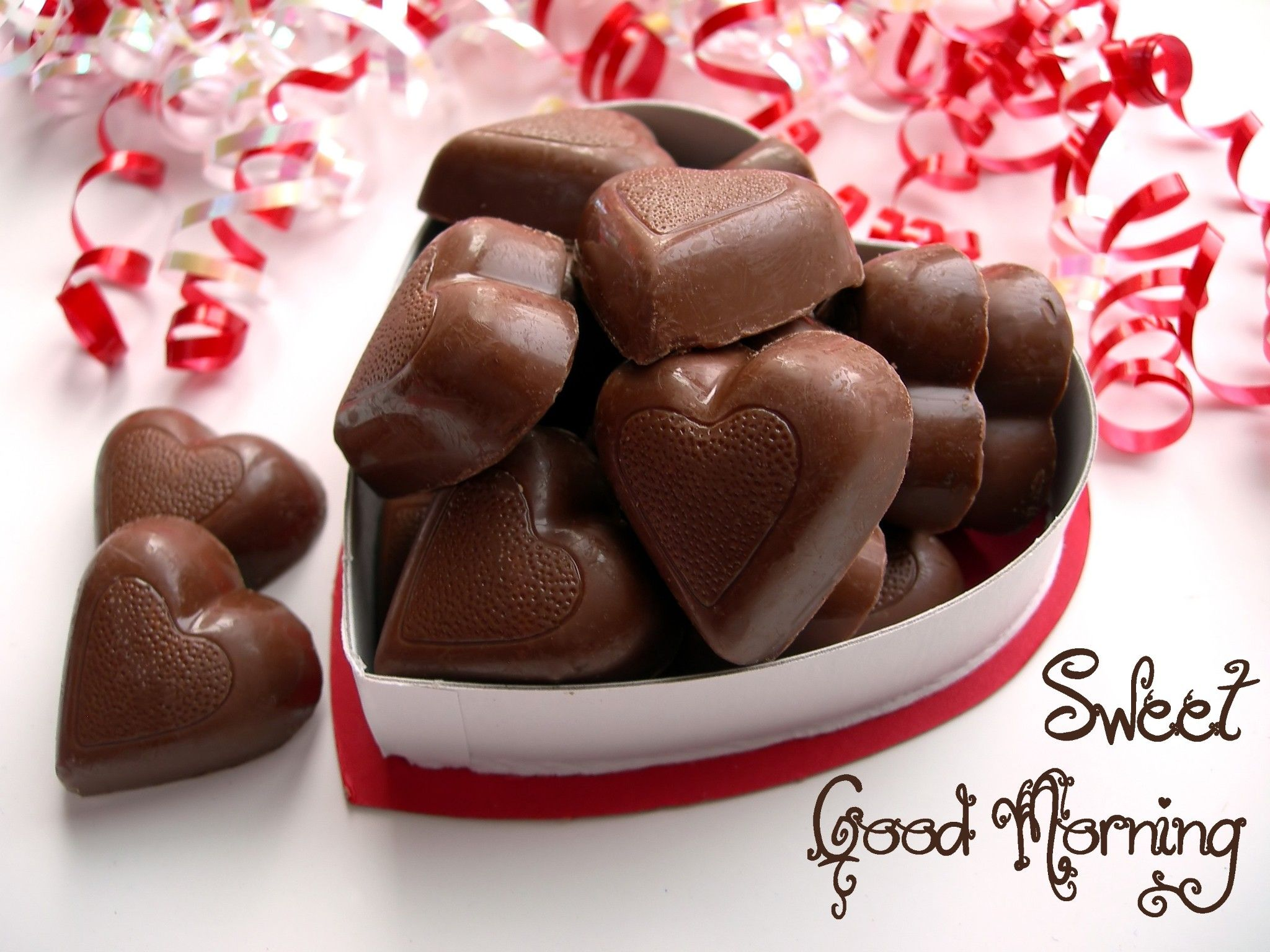 Sweet Good Morning Happy Chocolate Day Chocolate Day Chocolate Happy romantic chocolate day images for