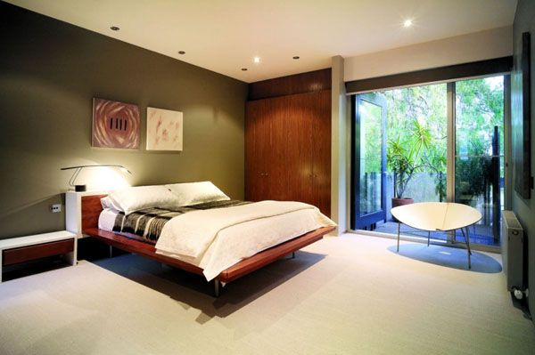 Modern Home Interiors, Cottage like Contemporary Homes ...