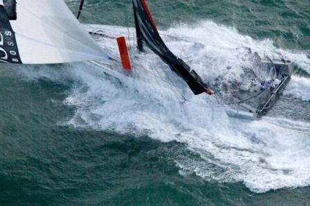 Vendée Globe 2012-13. Dia 80.