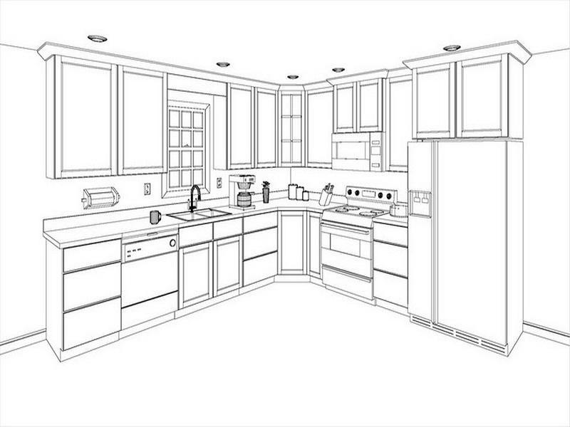 Exceptional Kitchen Cabinets Layout 10 Kitchen Cabinets Design