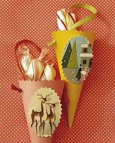 View Marthastewart's Recycled Christmas Card Crafts collection.