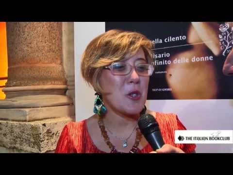 ▶ The Italian bookclub intervista Antonella Cilento - YouTube