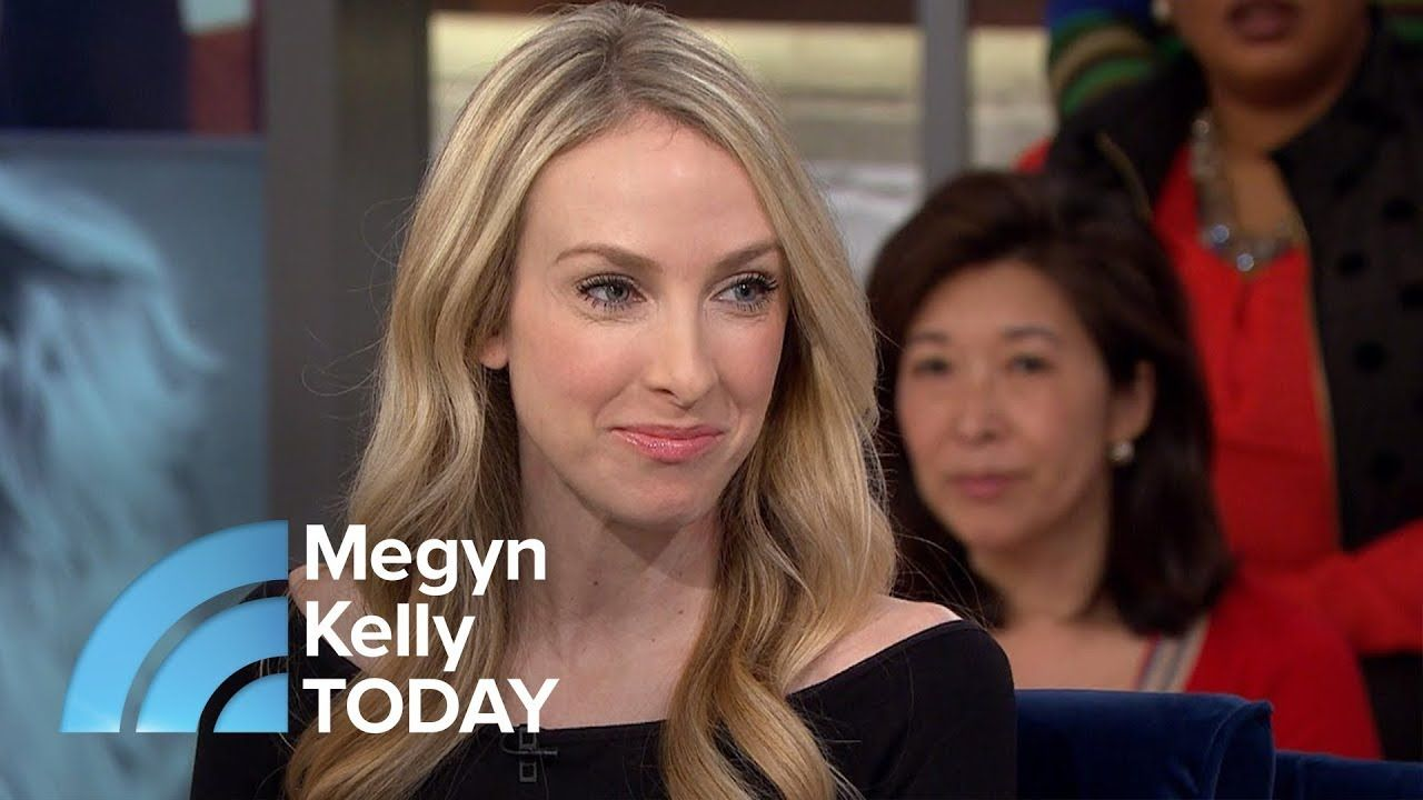 Woman Born With Unusual Birthmark Discovers She Is Her Own Twin Megyn Kelly Today Youtube Megyn Kelly Today Bad Body Odor Megyn Kelly