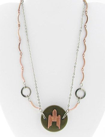 recycled vintage jewelry pieces