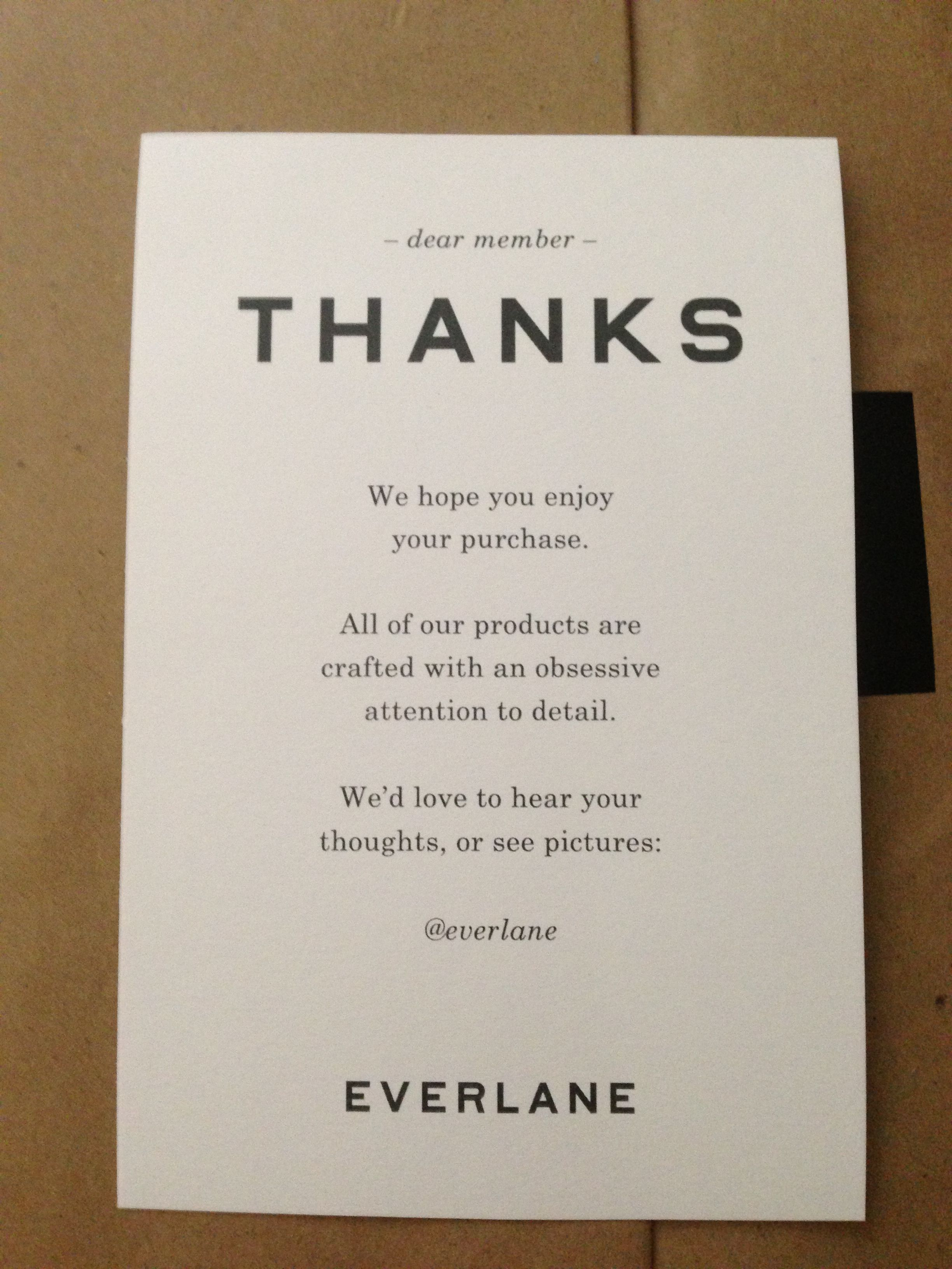Current Obsession Everlane S Snap Backpack Clothing Packaging Business Thank You Cards Packaging Ideas Business