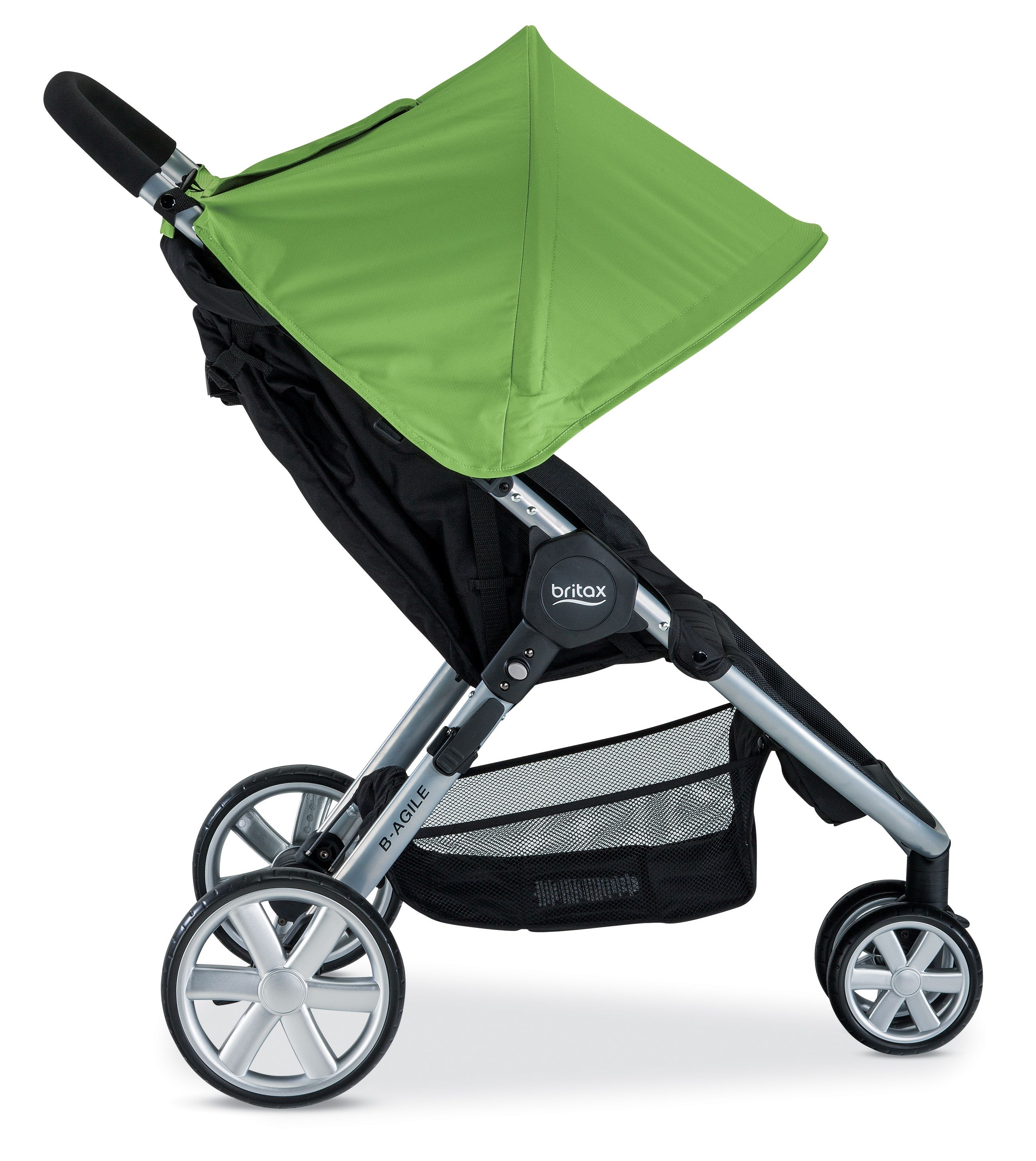 Britax BAgile 3 Shower Collection, Meadow. Available in