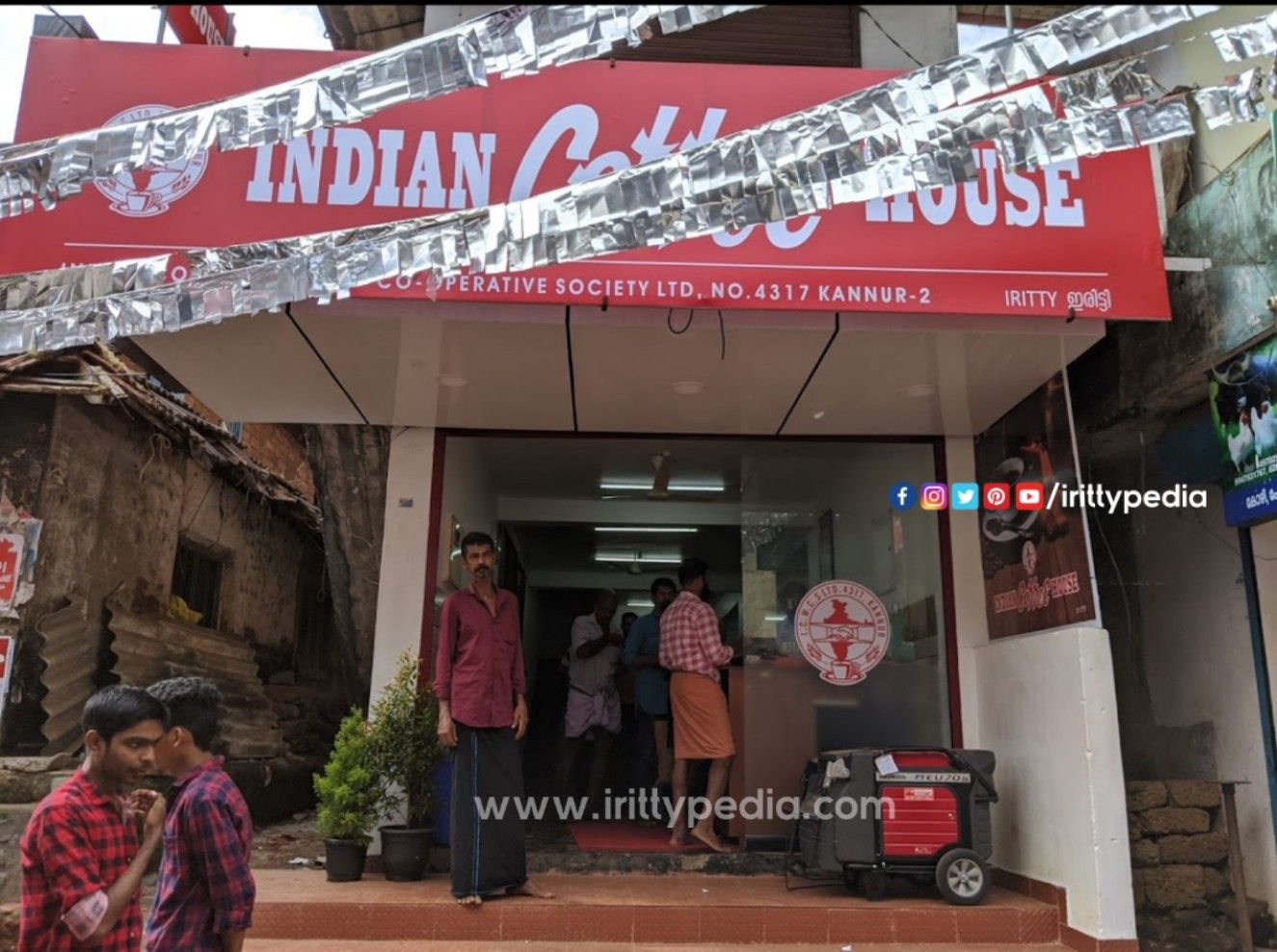 Indian Coffee House Iritty Iritty Pedia Iritty S Local Search