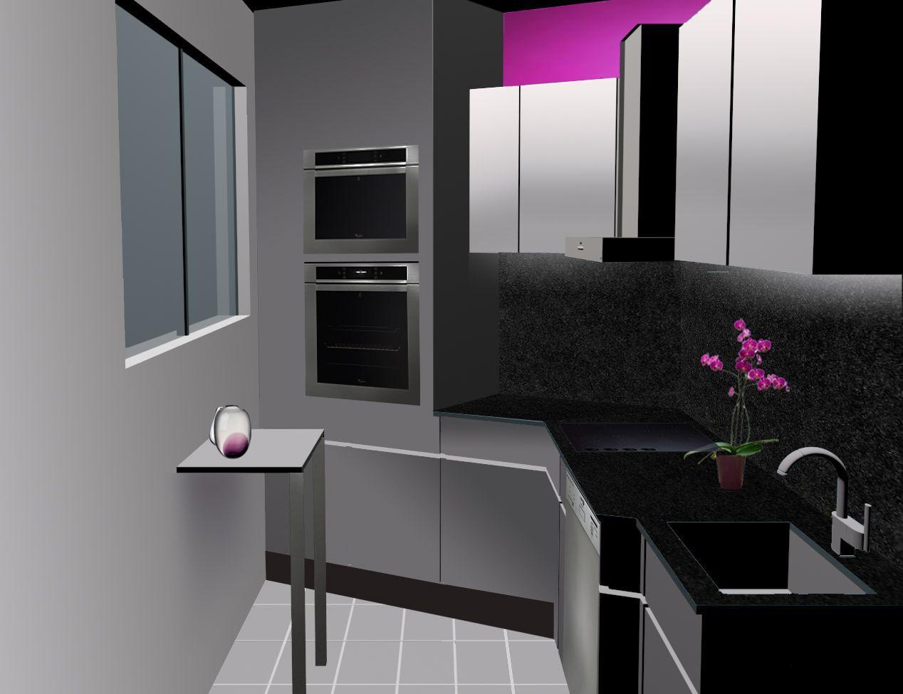 persjpg pixels cuisine pinterest amenagement petit espace decoration cuisine et espaces. Black Bedroom Furniture Sets. Home Design Ideas
