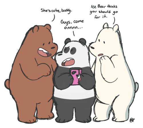 We Bare Bears Quotes Google Search We Bare Bears Bear Sketch Bare Bears