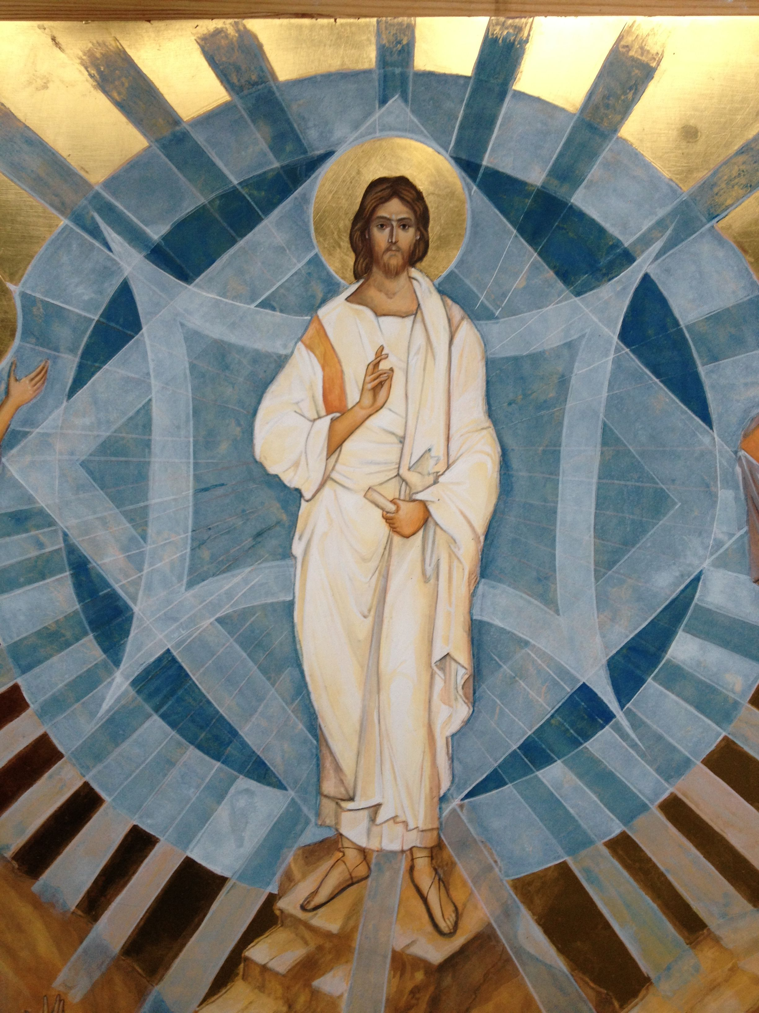 The Transfiguration of Jesus | ... Light Shine: The ...