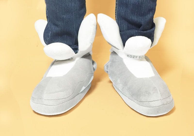 Nike mag · These Cozy House Shoes Have Been Made to Look Like ' ...