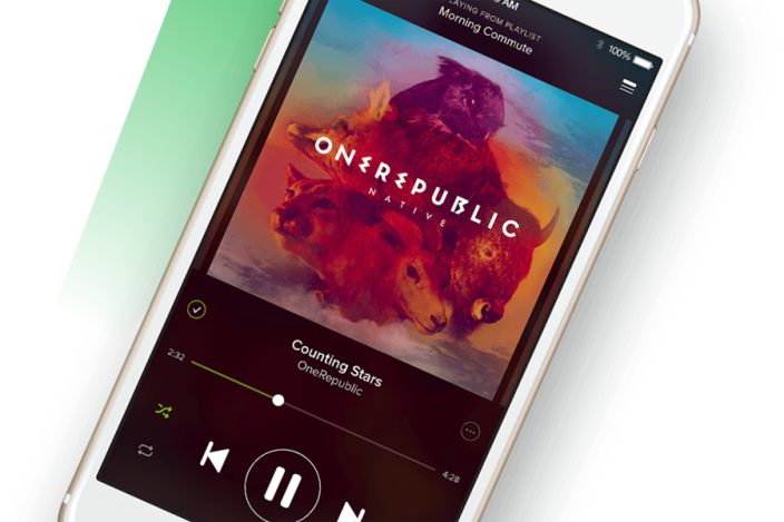 Spotify turns up the heat against Apple's streaming music