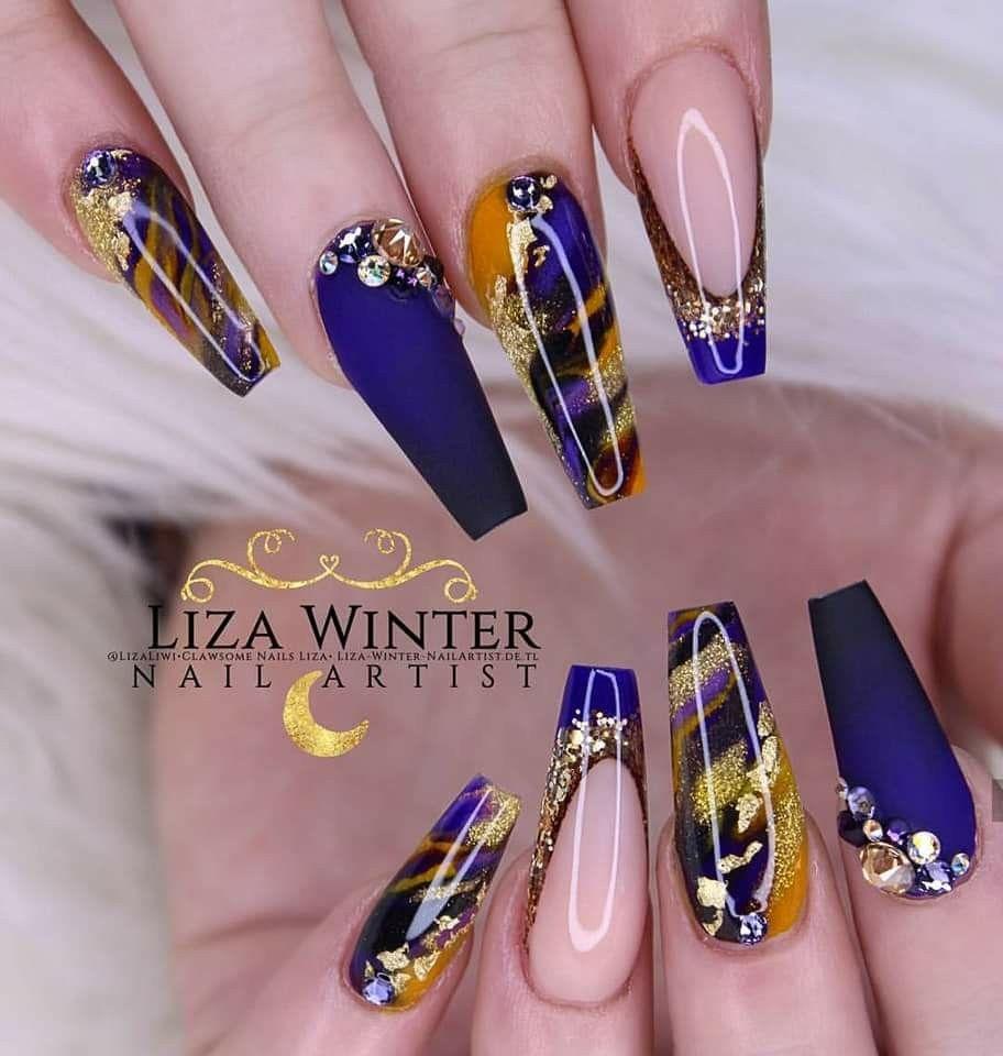 Pin By Juana Figueroa On Nail Art In 2019 Nails Acrylic Nails Nail Art Designs