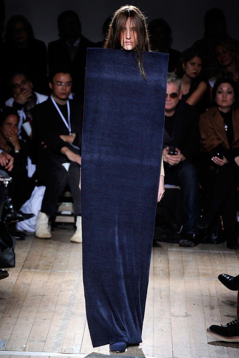 Maison Martin Margiela Spring 2011 RTW - Review - Vogue